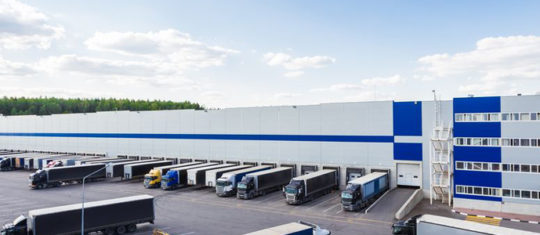 bâtiments logistiques