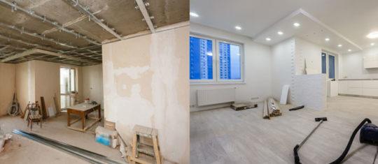 Rénovation de son appartement